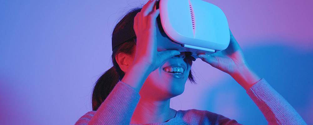 VR Besichtigung mirror